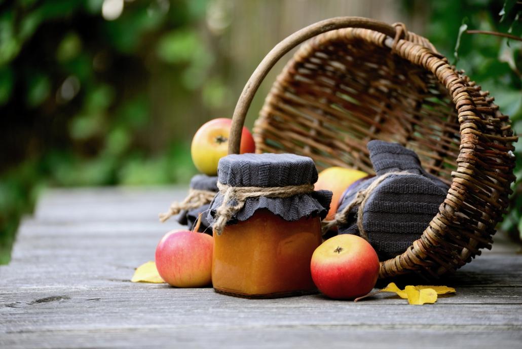 Unsere Äpfel sind vielseitig verwendbar